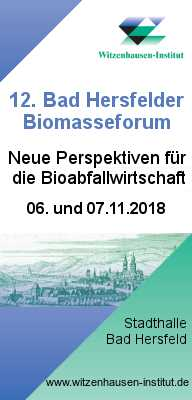 12. Bad Hersfelder Biomasseforum