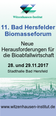 11. Bad Hersfelder Biomasseforum